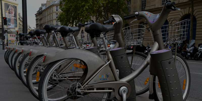 Simulating Bicycle Sharing System with the Help of AnyLogic System Dynamic Modeling