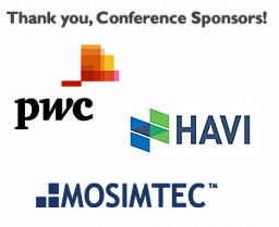 Announcing 2016 Conference Sponsors